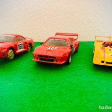 Scalextric: LOTE SCALEXTRIC. Lote 242147520