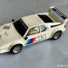Scalextric: SCALEXTRIC BMW M1 BLANCO. Lote 243064320