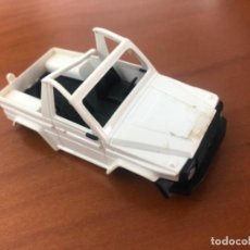 Scalextric: SCALEXTRIC EXIN SLOT STS DESGUACE CARROCERIA MERCEDES. Lote 243223330