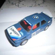 Scalextric: BMW M3 AZUL DECORACION SCHWEPPES, DE SCALEXTRIC EXIN. Lote 243453780