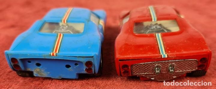 Scalextric: SCALECTRIC MODELO GT-23. MOTOR RACING. EXIN. CIRCA 1970. - Foto 12 - 243567760