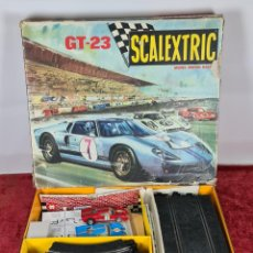 Scalextric: SCALECTRIC MODELO GT-23. MOTOR RACING. EXIN. CIRCA 1970.. Lote 243567760