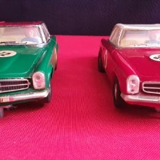 Scalextric: 2 COCHES MERCEDES 250 SL REF C-32 SCALEXTRIC. Lote 243604625
