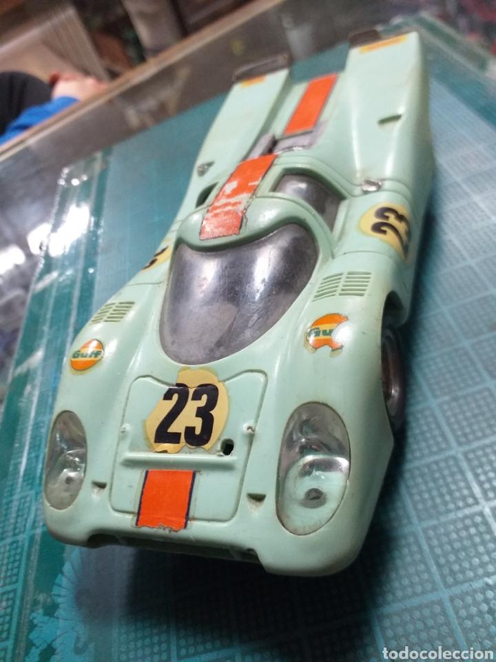 COCHE SCALEXTRIC MOD. PORSCHE-17 (Juguetes - Slot Cars - Scalextric Exin)