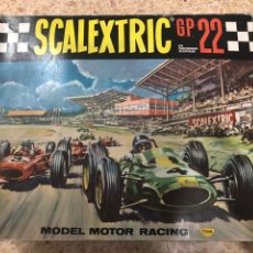 Scalextric: GP 22 SCALEXTRIC. Lote 243932425