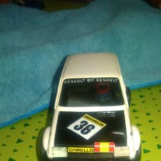 Scalextric: RENAULT 5 SCALEXTRIC EXIN. Lote 244533625
