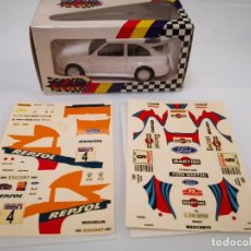 Scalextric: FORD ESCORT COSWORTH MARTINI 21402 TEAM SLOT TEAMSLOT SCALEXTRIC RESINA. Lote 238167200