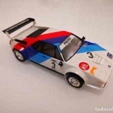 Scalextric: BMW M1 PIRONI SCALEXTRIC ALTAYA PLANETA COLECCIÓN. Lote 244623835