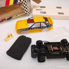 Scalextric: AUDI QUATTRO TEAM SLOT SCALEXTRIC 5009303. Lote 244626330