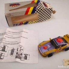 Scalextric: PORSCHE 911 GT2 TEAM SLOT SCALEXTRIC. Lote 244626365