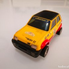 Scalextric: RENAULT 5 EXIN SCALEXTRIC CALBERSON 4058. Lote 244626490