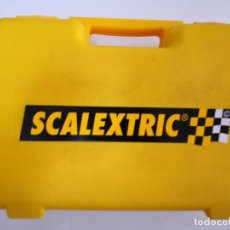 Scalextric: MALETIN DE COCHES DE SCALEXTRIC ALTAYA PLANETA AMARILLO RALLYES MITICOS. Lote 244626840