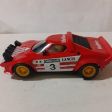 Scalextric: SACALEXTRIC EXIN LANCIA STRATOS. Lote 244732230
