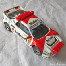 Scalextric: COCHE SCALEXTRIC FORD RS 200 MARLBORO. Lote 244840425