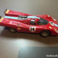 Scalextric: VENDO PORSCHE 917 - ROJO, DE SCALEXTRIC, REF. C46. Lote 244987050