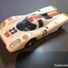 Scalextric: VENDO PORSCHE 917 - BLANCO, DE SCALEXTRIC, REF. C46. Lote 244987180