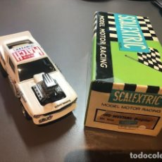 """Scalextric: VENDO FORD MUSTANG """"MATCH"""" - BLANCO , DE SCALEXTRIC, REF. 4049. Lote 244989685"""