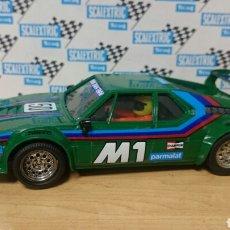 Scalextric: BMW M1 VERDE SEGUNDA SERIE SCALEXTRIC EXIN. Lote 245298650