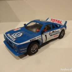 Scalextric: SCALEXTRIC. LANCIA 037 AZUL PIONEER.. Lote 245479940