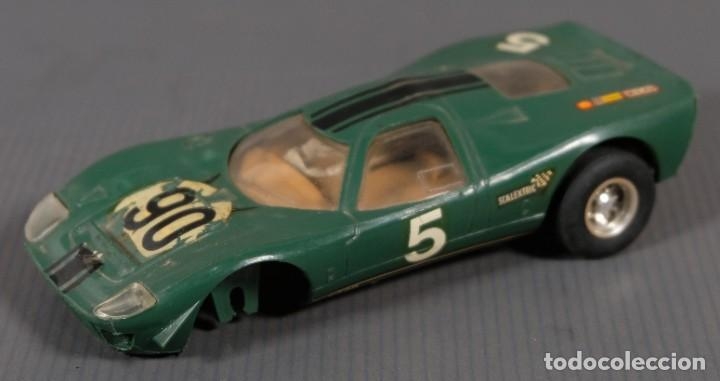 SCALEXTRIC MIRAGE FORD C15 VERDE (Juguetes - Slot Cars - Scalextric Exin)