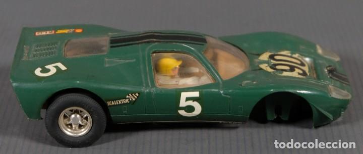Scalextric: Scalextric Mirage Ford C15 verde - Foto 2 - 245638860