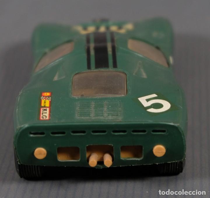 Scalextric: Scalextric Mirage Ford C15 verde - Foto 4 - 245638860