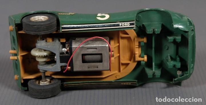 Scalextric: Scalextric Mirage Ford C15 verde - Foto 6 - 245638860