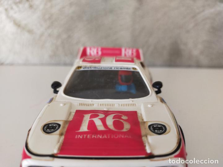 Scalextric: LANCIA RALLY R-6 EXIN SCALEXTRIC - Foto 3 - 245996160