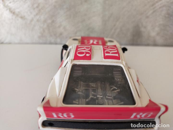 Scalextric: LANCIA RALLY R-6 EXIN SCALEXTRIC - Foto 7 - 245996160