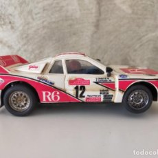 Scalextric: LANCIA RALLY R-6 EXIN SCALEXTRIC. Lote 245996160
