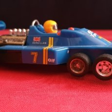 Scalextric: COCHE TYRRELL P-34 REF C- 4054 SCALEXTRIC. MADE IN SPAIN. Lote 246129105