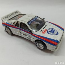 Scalextric: COCHE SCALEXTRIC LANCIA RALLY 037. Lote 246176550