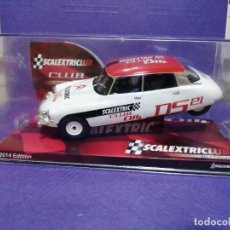 Scalextric: COCHE, SCALEXTRIC CLUB 014 AÑO 2014. Lote 246196550