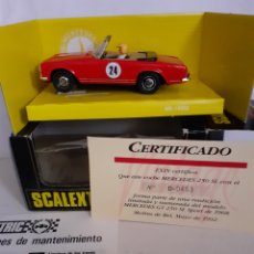 Scalextric: SCALEXTRIC EXIN VINTAGE MERCEDES 250 SL EN CAJA. Lote 246232360