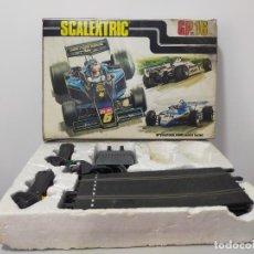 Scalextric: CAJA CIRCUITO GP 16 SCALEXTRIC EXIN SIN COCHES. Lote 247232205