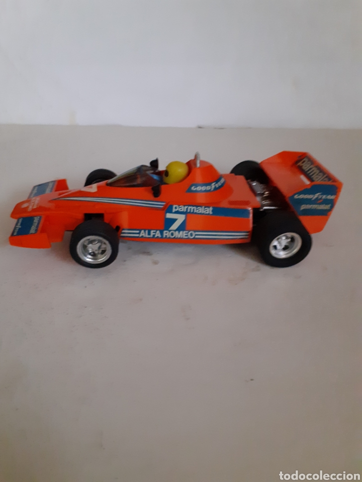 SCALEXTRIC EXIN BRABHAM BT 46 REF 4056 (Juguetes - Slot Cars - Scalextric Exin)