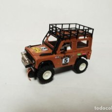 Scalextric: LAND ROVER STS RESINA. Lote 252143105