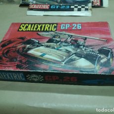 Scalextric: CAJA SCALEXTRIC GP 26 LEER DESCRIPCIÓN. Lote 252967135
