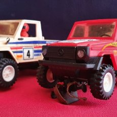 Scalextric: 2 COCHES SCALEXTRIC STS 4X4 . NO ESTAN PROBADOS. Lote 253287460