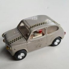 Scalextric: SEAT 600 C-31 SCALEXTRIC EXIN GRIS. Lote 253352675
