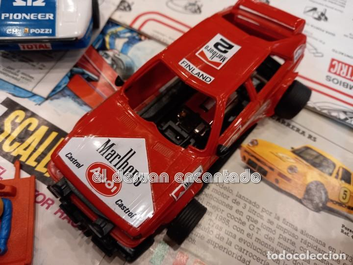 Scalextric: SCALEXTRIC EXIN. Lote desguace con varios coches y documentación. VER FOTOS - Foto 6 - 253474660