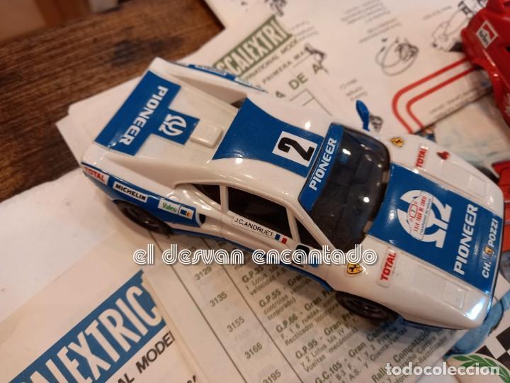Scalextric: SCALEXTRIC EXIN. Lote desguace con varios coches y documentación. VER FOTOS - Foto 7 - 253474660