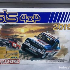 Scalextric: PISTA STS 4×4 SCALEXTRIC REF 2015 SIN COCHES.. Lote 254587495