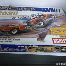 Scalextric: PISTA STS 4×4 SCALEXTRIC REF 2030 SIN COCHES.. Lote 254693900