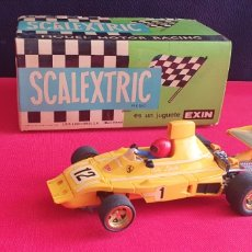 Scalextric: COCHE FERRARI B3 F-1 REF_4052 SCALEXTRIC. Lote 255371640