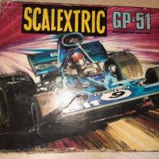 Scalextric: SCALEXTRIC GP-51,SIN COCHES,ENVÍO GRATIS CERTIFICADO,LEE DESCRPCIÓN!!!!!!!!. Lote 257310850