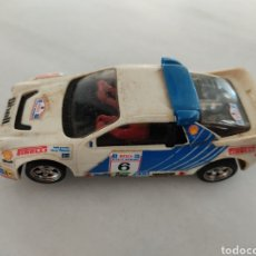Scalextric: SCALEXTRIC FORD RS 200 ORIGINAL. Lote 257401005