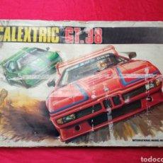 Scalextric: SCALEXTRIC GT 38 FABRICADO EN ESPAÑA POR EXIN- LINES BROS S.A.. Lote 257417385