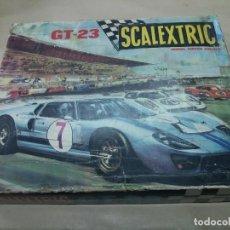 Scalextric: SCALEXTRIC GT 23 LEER DESCRIPCIÓN. Lote 257449555