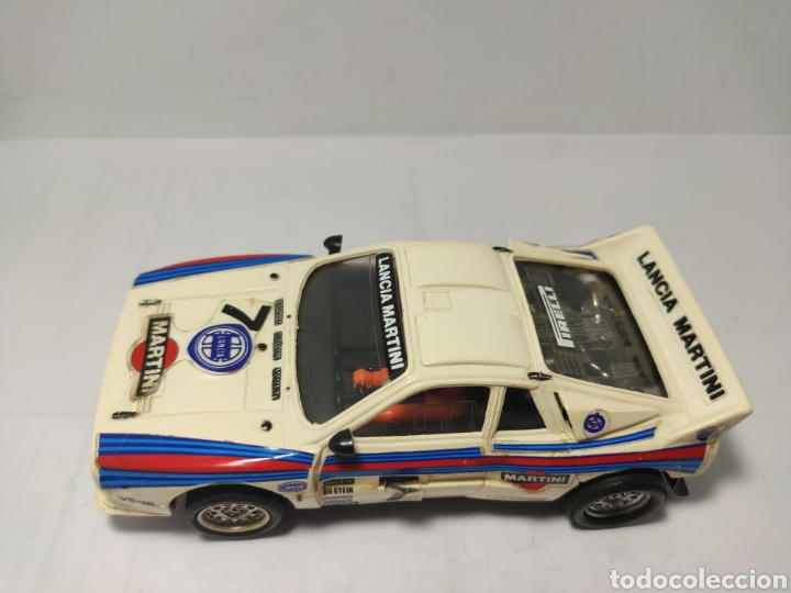 Scalextric: SCALEXTRIC LANCIA RALLY 037 EXIN MARTINI - Foto 2 - 257512670